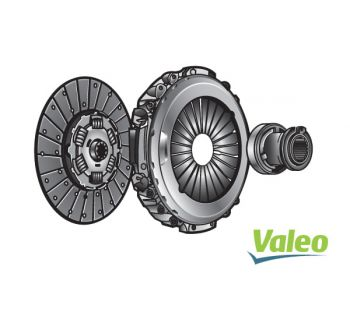Kit d'embrayage VALEO 805029